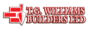 TG Williams Builders Logo
